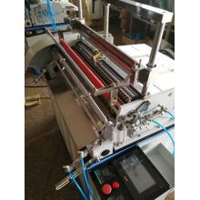 Tubo de papel manual pode etiquetar máquina