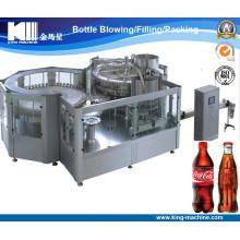 Línea de producción de llenado de bebidas carbonatadas de nuevo diseño 2017 en China