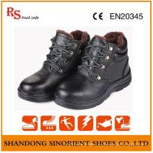 Химическая стойкая зимняя защитная обувь на российский рынок RS818