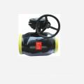 Полный шаровой сварной клапан 2500 фунтов