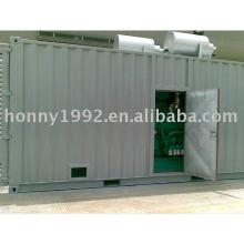 Generador diesel de contenedores