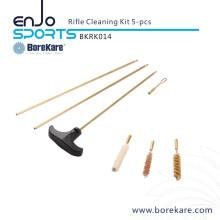 Borekare Hunting Military 5-PCS Hunting Rifle Cleaning Kit