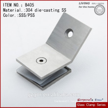 Sliding Glass Door Clamp bottom Clamps-- wall to glass clamp