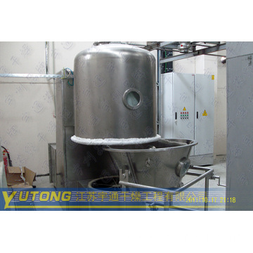 High Efficient Fluidizing Dryer Machine for Foodstuff