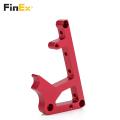 Accesorios de repuesto de precisión Piezas de bicicleta mecanizadas con CNC