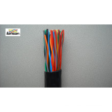 Utp cat5 bobine en bois à 25 paires de câble de 305 m cu