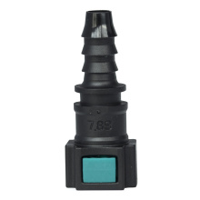 Conductive Quick Connector 7.89(5/16)-ID8-0° SAE