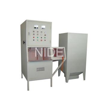 Stator Coil Elektrostatische Pulver Malerei Maschine