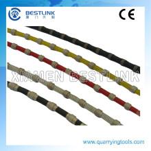 11.4mm Diamantsägedraht für Stahlbeton