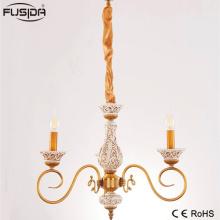 Beautiful Decoration Bronze Chandelier Lighting and Pendant Lighting From Guzhen