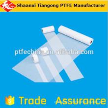 Chine nouveau matériau Resistance Impact Strength PTFE tissu film