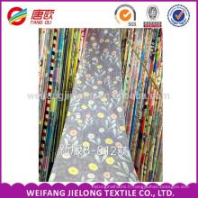 Tissu 100% imprimé par polyester de 100% 80 gsm pour la literie de Bedsheet
