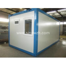 Container House for Army with toilet