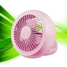 """Ventilateur USB portatif 6 """", ventilateur DC, ventilateur batterie"""