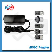 UL FCC CE BS SAA commutateur AC DC 12v 350ma adaptateur secteur