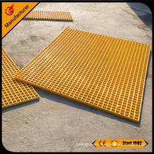 Resistance Fiberglass Reinforced Plastic Flooring Gratings