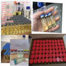 Инъекционное масло Стероидный гормон Нандролон Ципионат для роста мышц 601-63-8