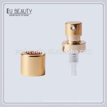 Goldenes Aluminium 15mm 0.09cc Parfüm Spray Pumpe