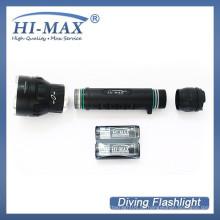 HI-MAX X7 3 * Cree XM-L2 U2 LED 3000 Lumen Tauchhand Fackel Licht