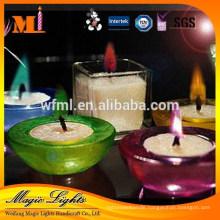 Hot Sale Elegant Design New Style Unique-shaped Burning Candle