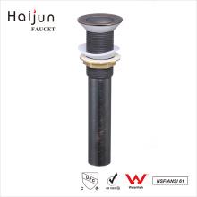 Haijun Wholesale Price OEM cUpc Lacquered Bathtub Basin Pop-Up Drain