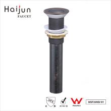 Haijun Preço por atacado OEM cUpc Laceded Bathtub Basin Pop-Up Drain
