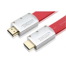 Câble HDMI plat pour Version 1.3/1.4/2.0