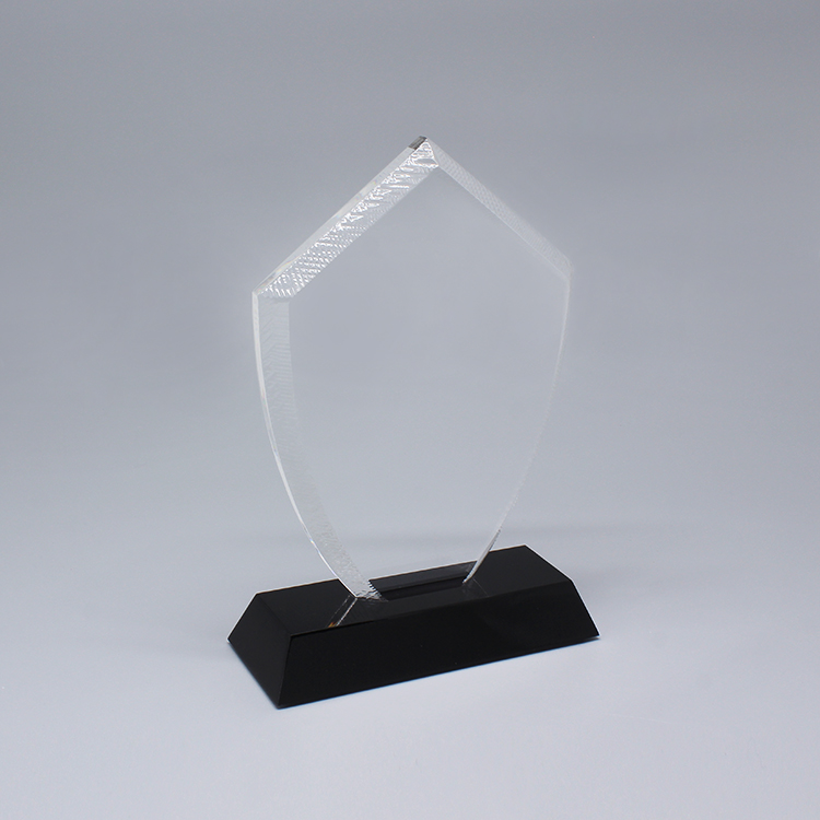 Transparent Glass Awards And Trophies For Wholesale