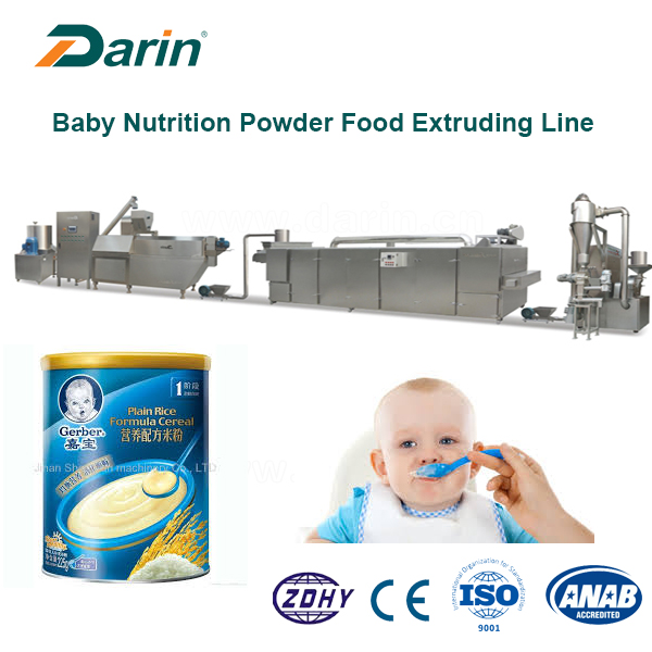 21 Fomula Cereal Nutrition Powder Line
