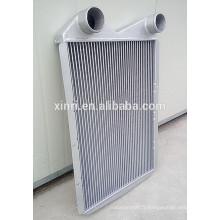 Intercooler en aluminium préféré du marché IRAN pour l'intercooler camion AMICO N420 de GOLDEN SUN
