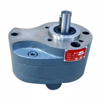 Gear Type Hydraulic Oil Pumps