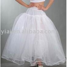 2013 White bridal petticoat P003