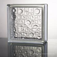 heißer verkauf fabrik preis 2 zoll kleine ziegel glas block