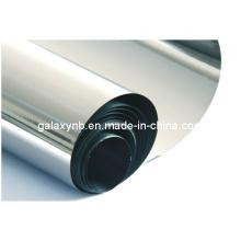 Polonês de Titânio Gr2 ASTM B265 da folha para a indústria