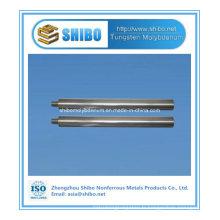 Produit de haute qualité 99.95% d'électrode de molybdène de haute qualité avec le prix usine Whosale