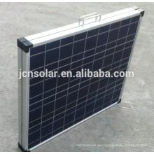 2016 uso del recorrido 120W panel solar que acampa portable en venta