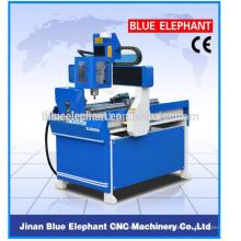 Advertising Wood CNC Engraving Router Machine ELE-6090 CNC
