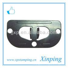 Emballage métallique en acier inoxydable personnalisé à chaud