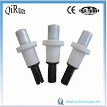 Immersion Disposable Ceramic Thermocouple