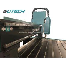 Industria publicitaria 3D CNC router para madera.