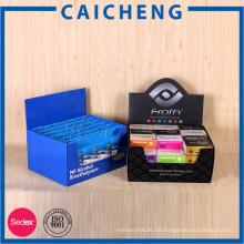 Caja de presentación PDQ de cartón corrugado de mejor precio inferior