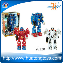 New Arrive Electric Battle Robots model Toys with Sound and Lights