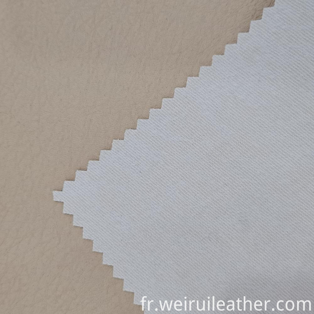 Two Tone Pvc Leather