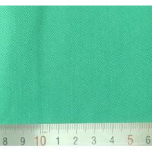 Grün Polyester Baumwolle Twill T/C Webstoff
