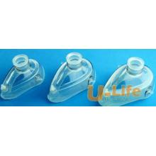 Consumibles médicos de uso único de alta calidad Silicone Anesthesia Mask