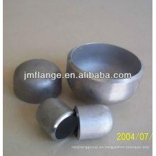 Tapa de acero al carbono, tapa de acero inoxidable