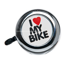 Campana de bicicleta grande de 80 mm