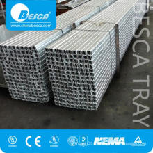 Stainless Steel SS304 o SS316 Strut Channel (UL manufacturer)