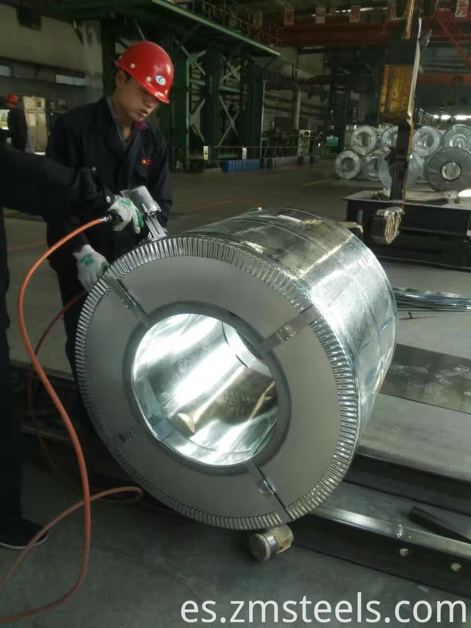 zinc coated cold rolled steel coils