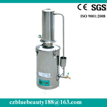 Laboratory equipment distilled water machine